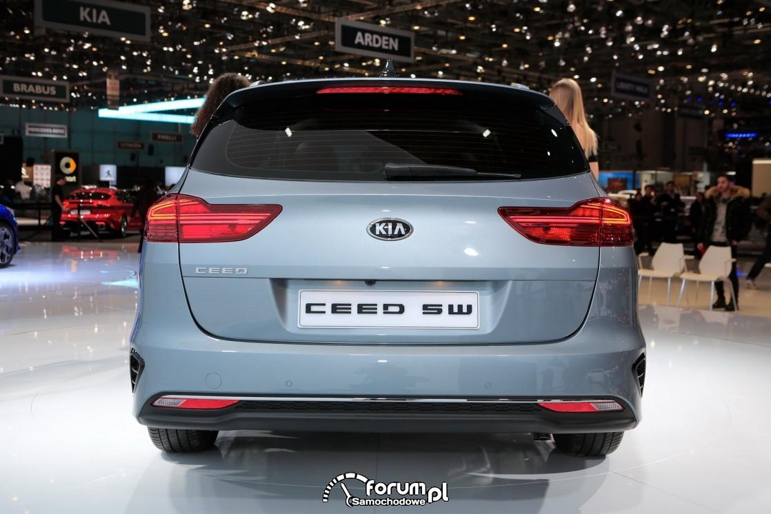 [2018] Kia Ceed / Ceed SW