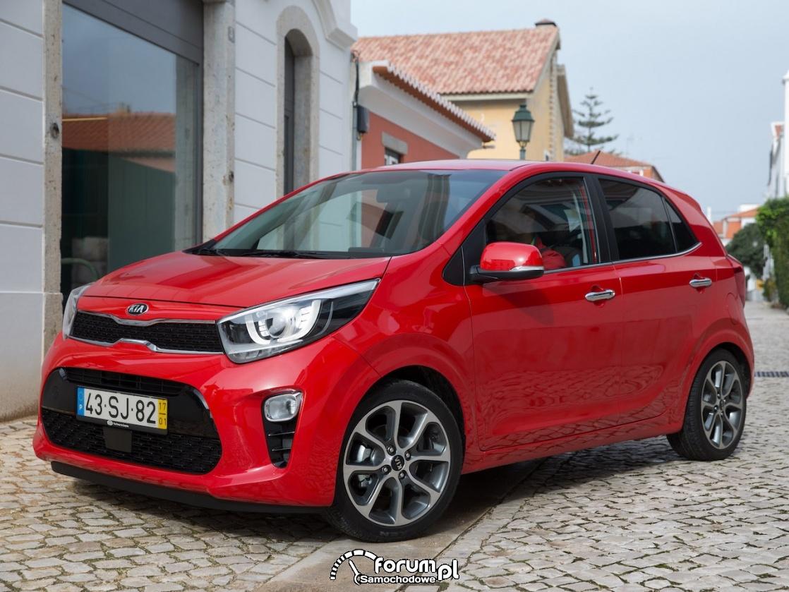 Kia Picanto - samochód do miasta