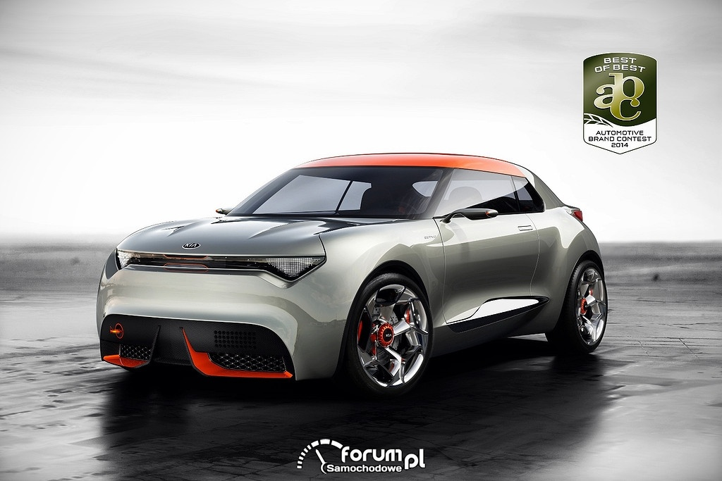 Kia Provo Concept Car (ABC Best of Best)