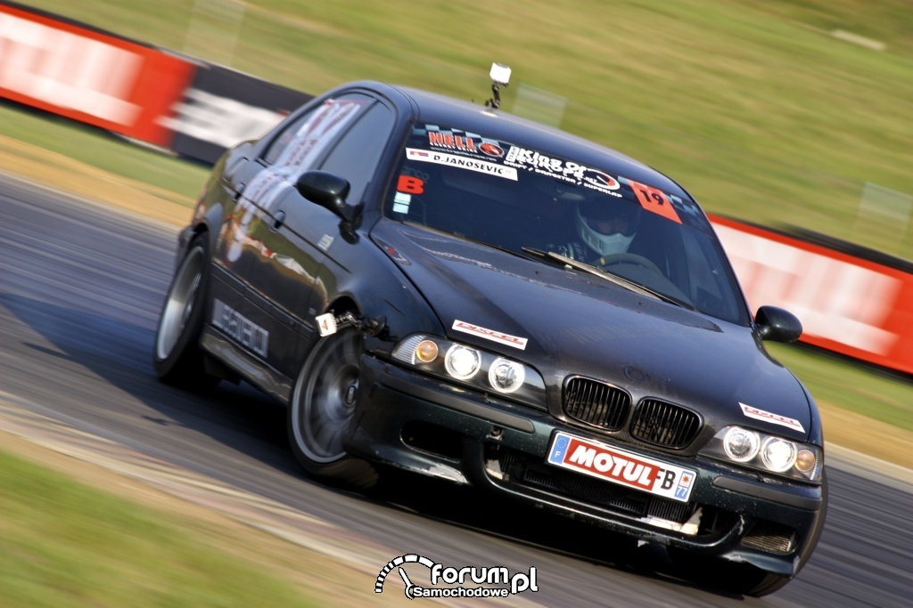Drift BMW seria 5 E39