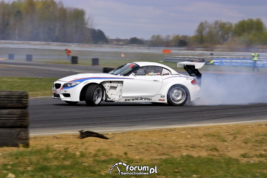 Drift BMW Z4 E89