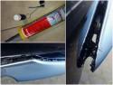 Przyklejanie  osłony klamki - Honda Civic VIII UFO