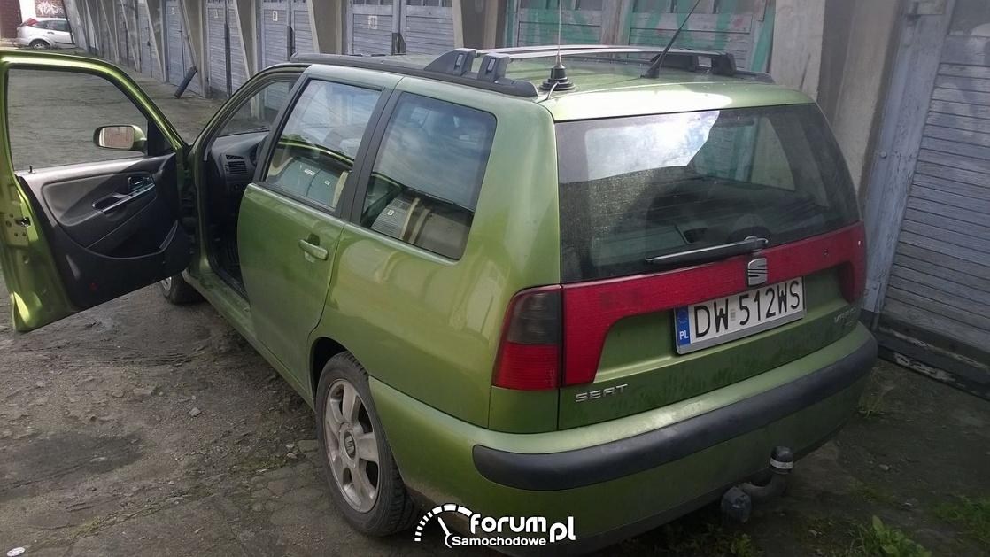 """Seat Cordoba Vario - """"Limonka"""""""