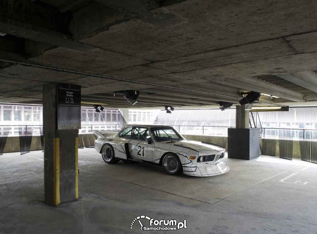 BMW 3.0 CSL - 1976