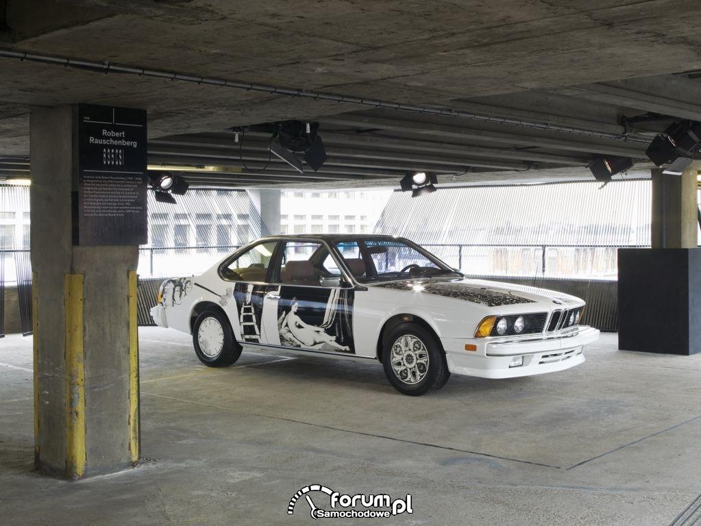 BMW 635 CSi - 1986