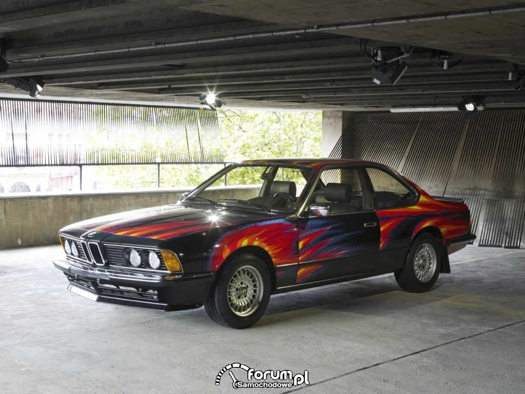 BMW 635i CSi - 1982