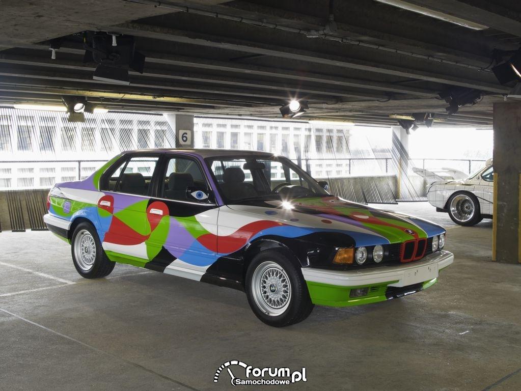 BMW 730i - 1990