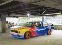 BMW M3 group A racing version - 1989