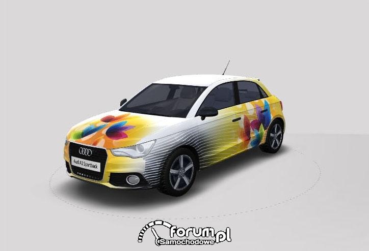 Konkurs Audi Design III miejsce Marta Iskrzynska