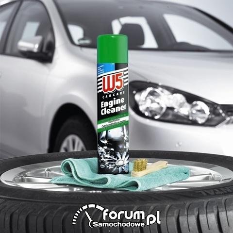 Środek do czyszczenia silnika W5 Carcare