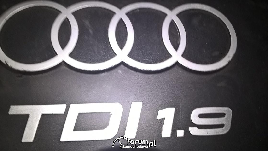 Audi a3 1.9tdi pod maską
