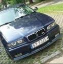 BMW e36 sedan montrealblau