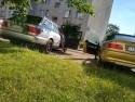 BMW e46 cabrio oraz audi a6 c4 avant