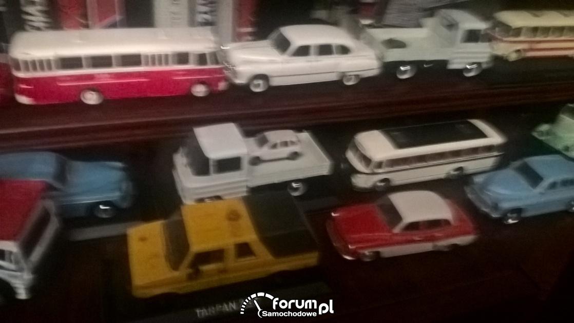 Modele zabytkowych samochodów