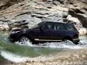 Brodzenie w wodzie, Range Rover Vogue SDV8