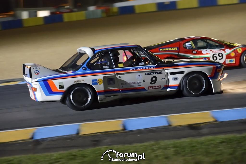 Le Mans Classic 2012, BMW Motorsport