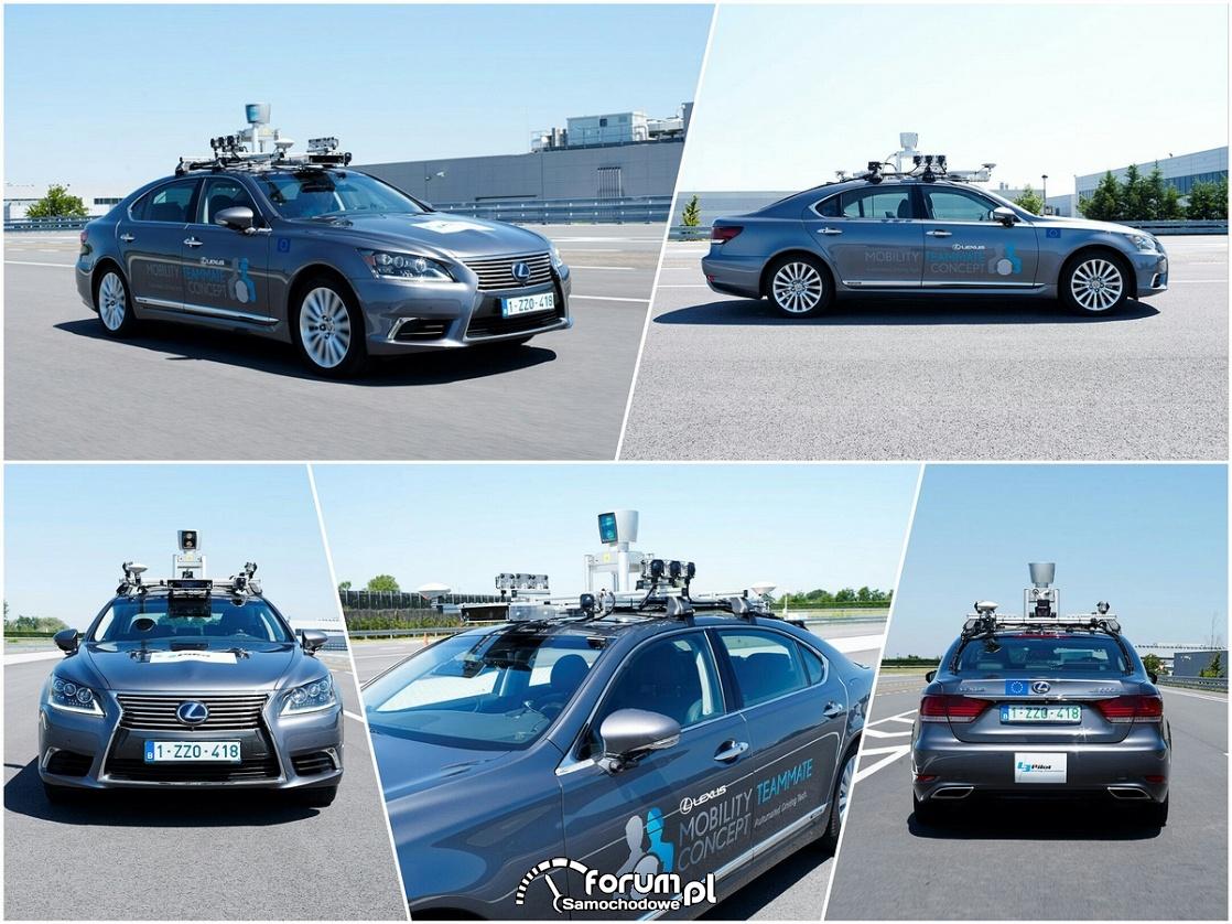 Testy zautomatyzowanych pojazdów na miejskich drogach publicznych w EU