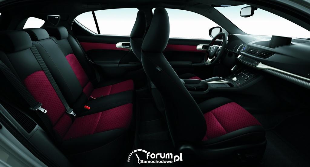Nowy, wygodniejszy i bardziej wyrafinowany Lexus CT 200h