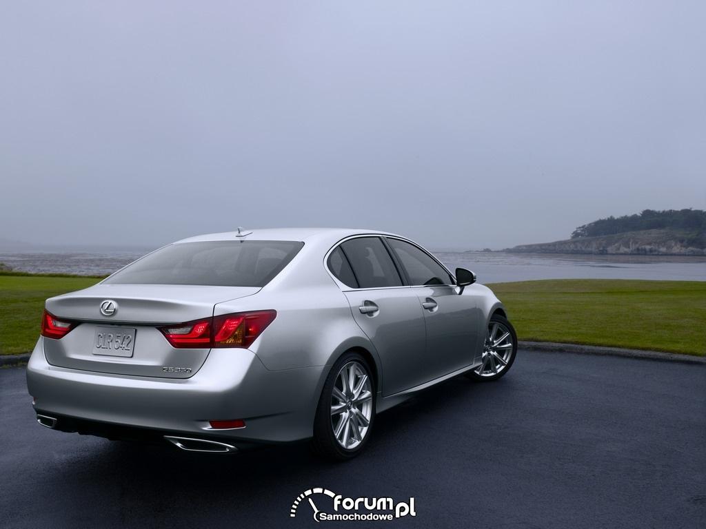 Lexus GS 350 : 2013 : 1