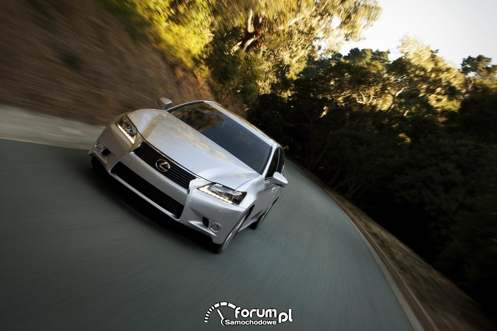 Lexus GS 350 : 2013 : 10