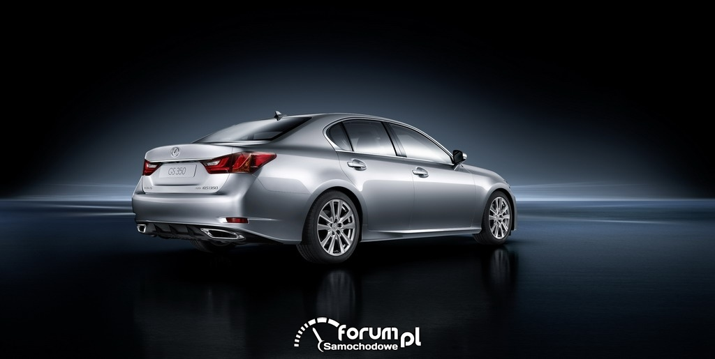 Lexus GS 350 : 2013 : 17