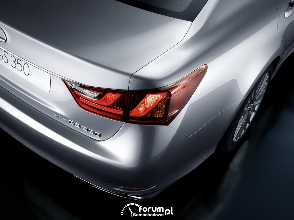 Lexus GS 350 : 2013 : 19