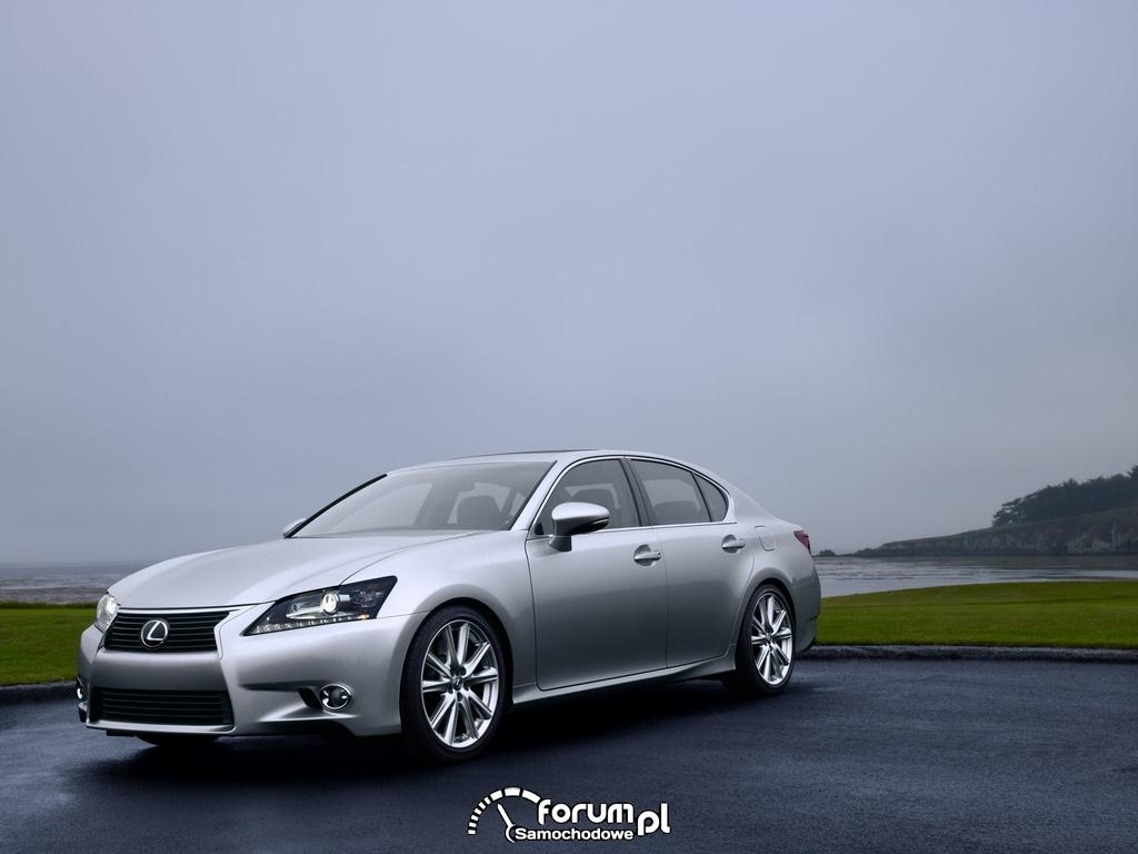 Lexus GS 350 : 2013 : 2