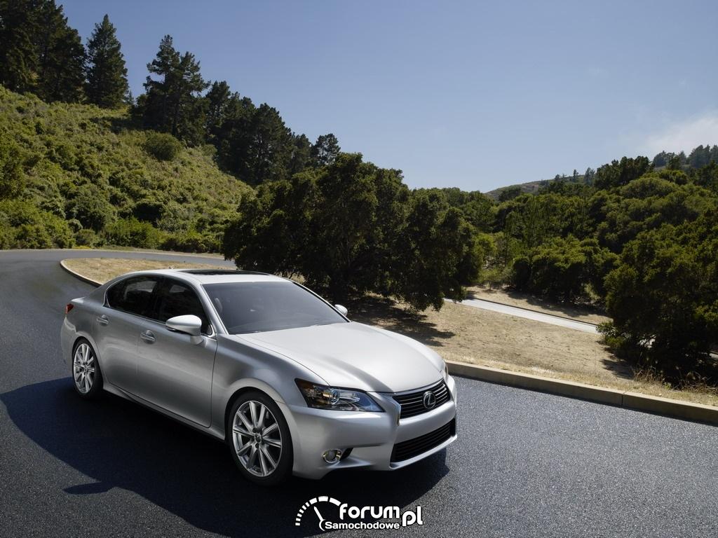 Lexus GS 350 : 2013 : 3