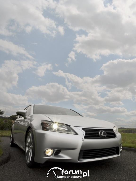 Lexus GS 350 : 2013 : 4
