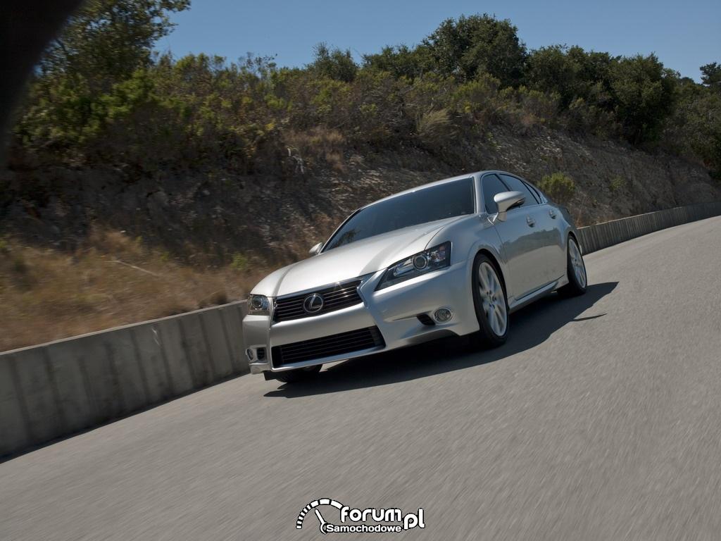Lexus GS 350 : 2013 : 5
