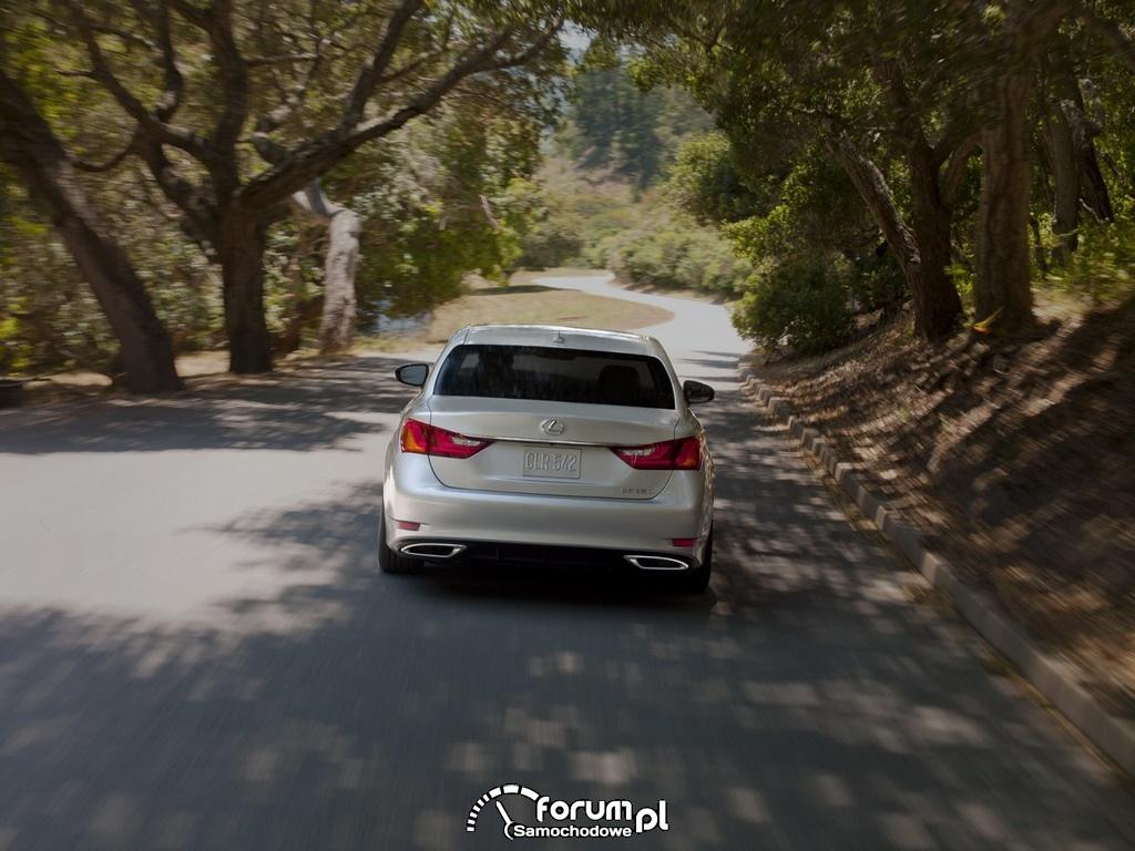 Lexus GS 350 : 2013 : 8