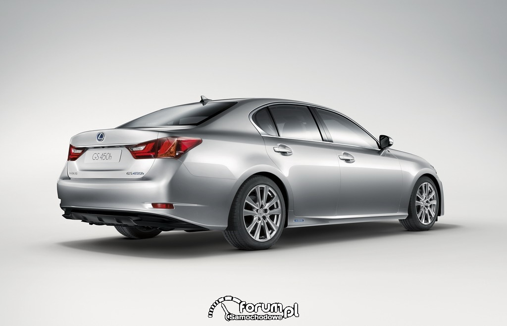 Lexus GS 450h - 1