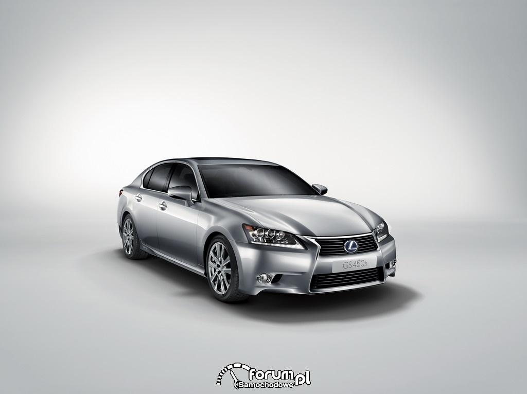 Lexus GS 450h - 2