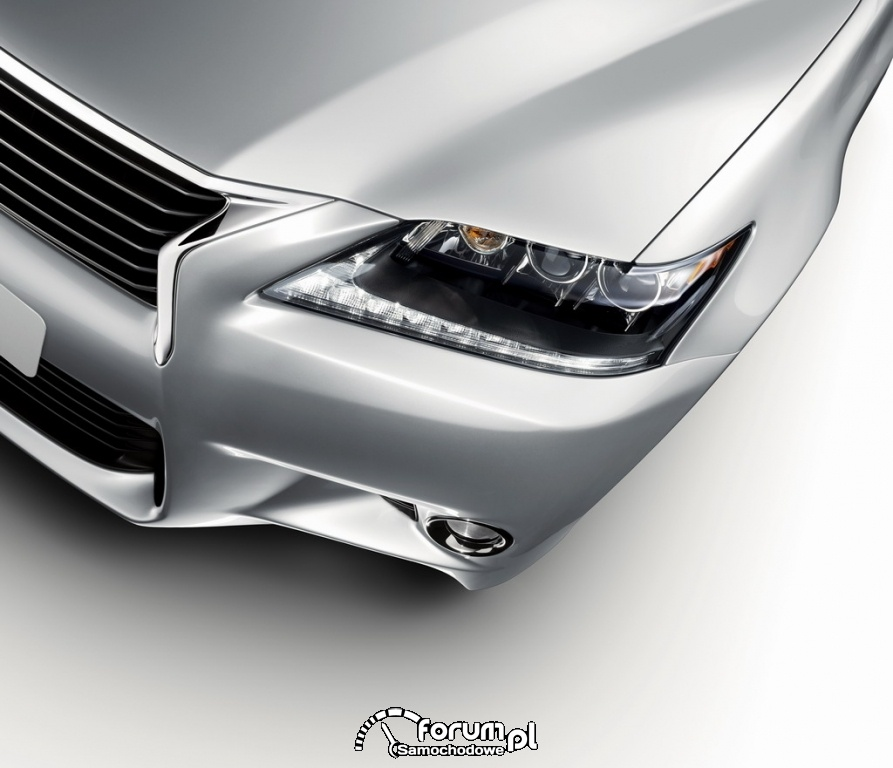 Lexus GS 450h - lampa led