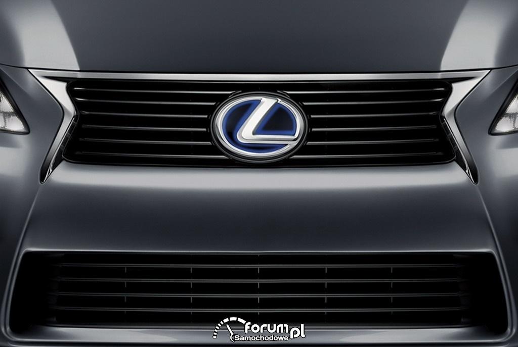 Lexus GS 450h - logo