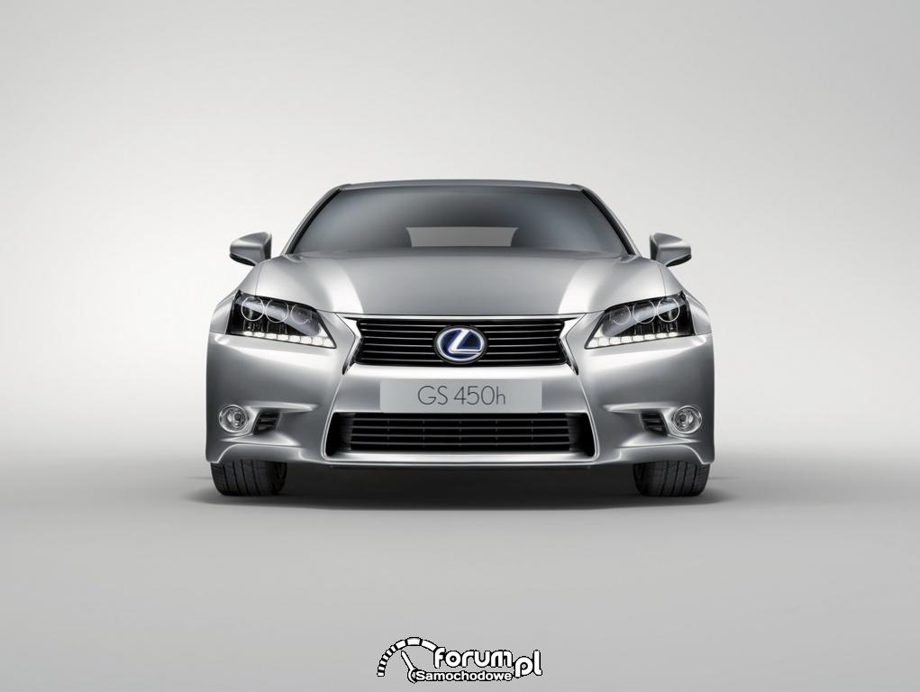 Lexus GS 450h - przód