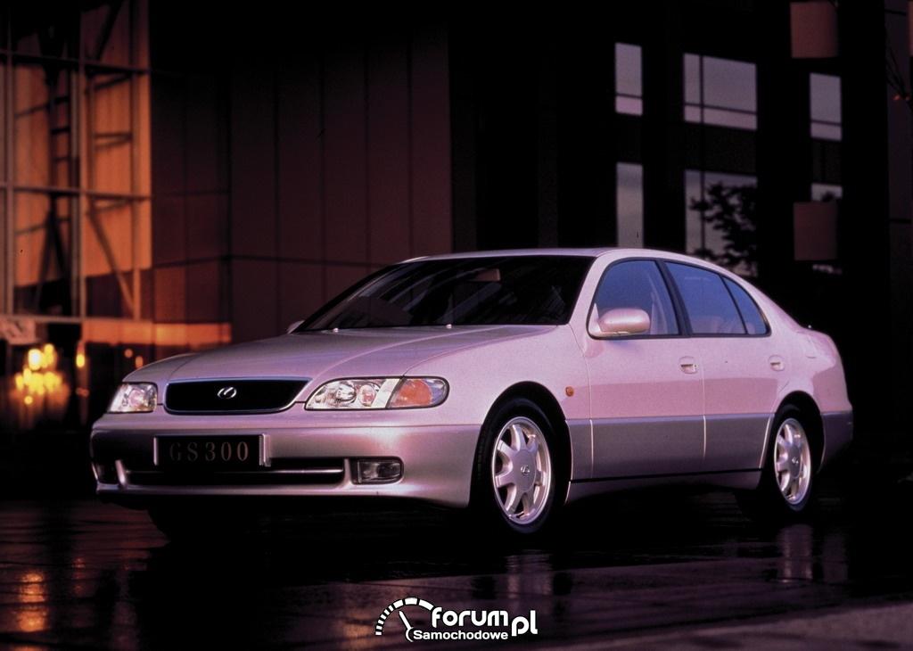 Lexus GS I generacji