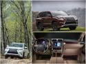 Lexus zbudował plac zabaw dla fanów off-roadu. I pięknych widoków
