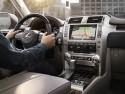 Lexus GX 460, wnętrze