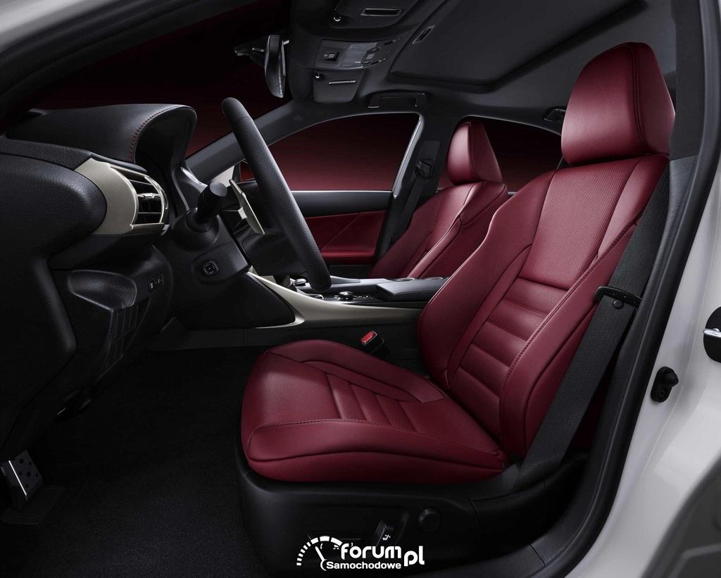 Nowa generacja Lexusa IS pierwsze oficjalne zdjęcia