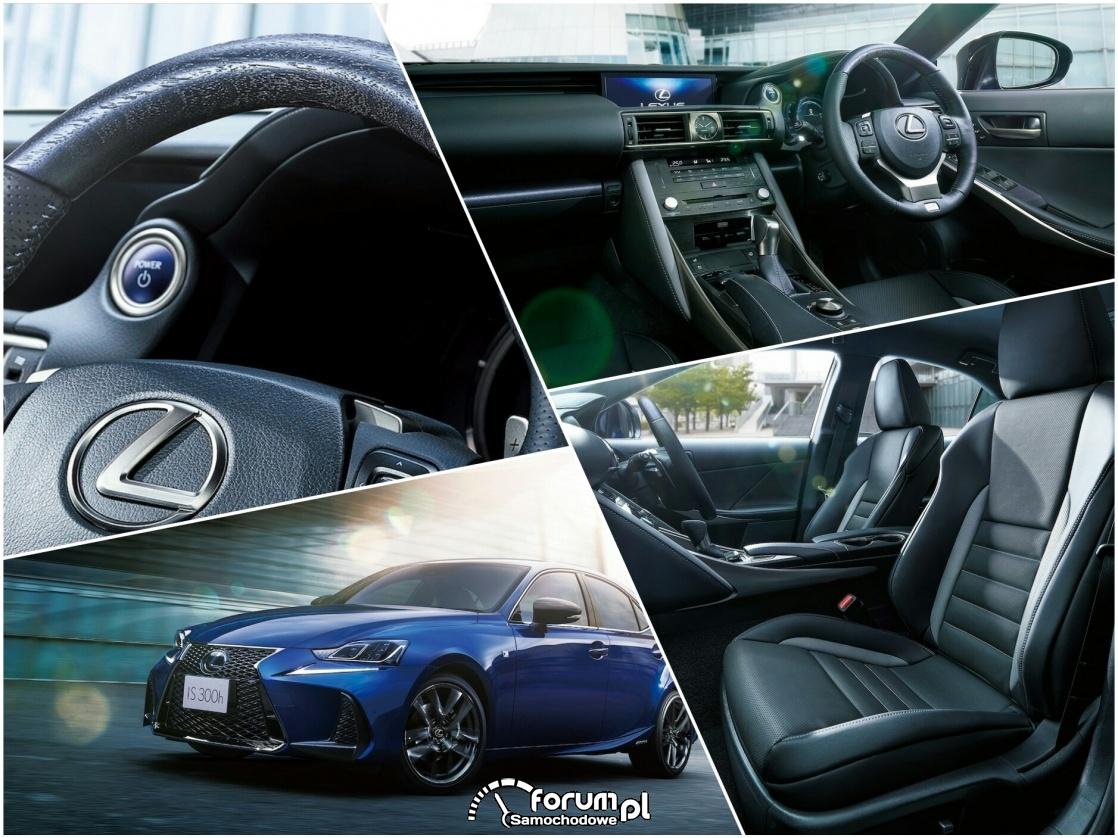 Lexus IS I Blue, 2019