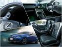 Lexus IS w kolorze wojownika - debiutuje specjalna wersja sedana