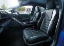 Lexus IS I Blue, wnętrze, fotele skórzane
