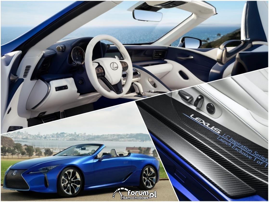 Lexus LC 500 Convertible - Inspiration Series