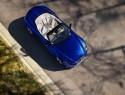 Lexus LC 500 Convertible, widok z góry