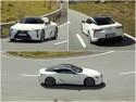 Lexus LC F z napędem na obie osie?