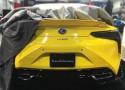 Lexus LC 500, tył