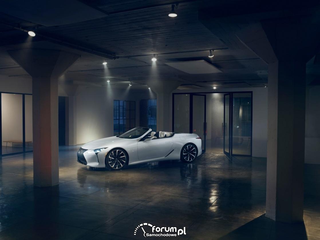 Lexus LC Convertible, concept