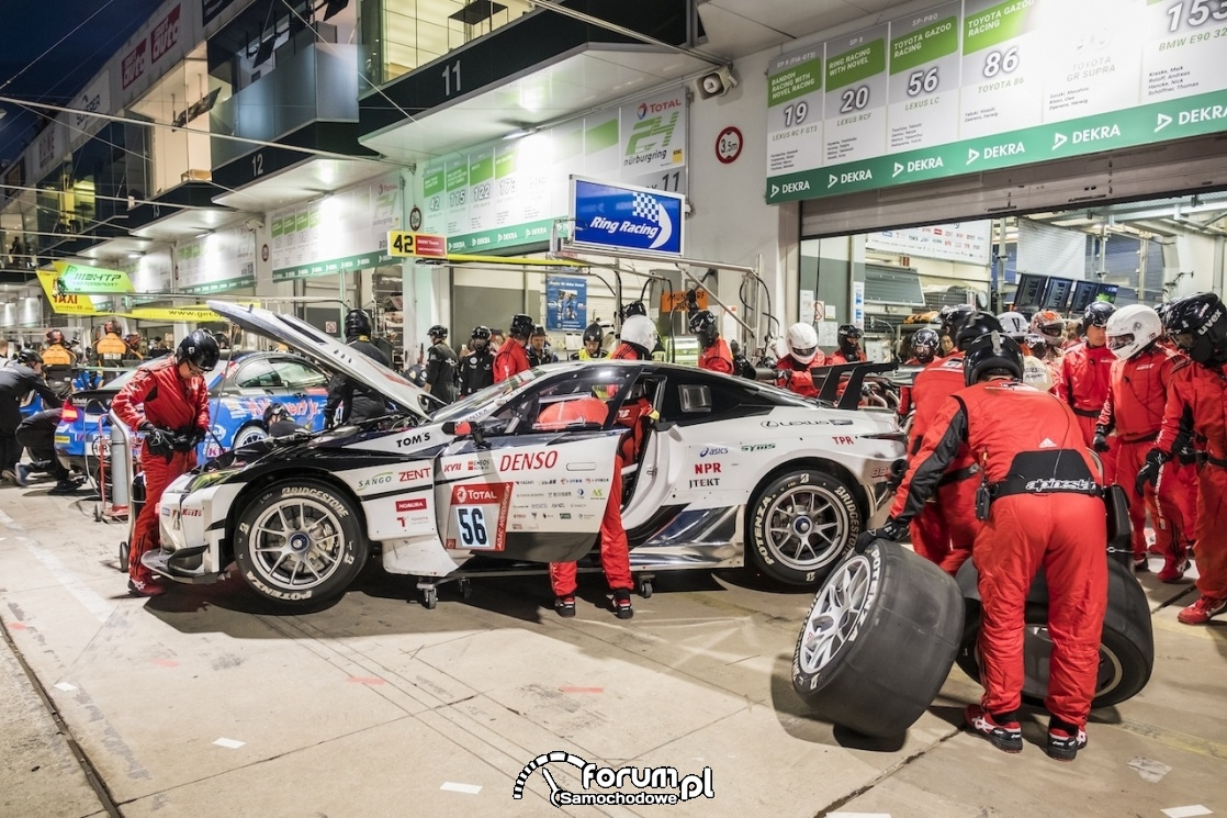 Lexus LC Nurburgring