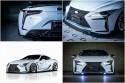 Lexus LC, tuning Rowen
